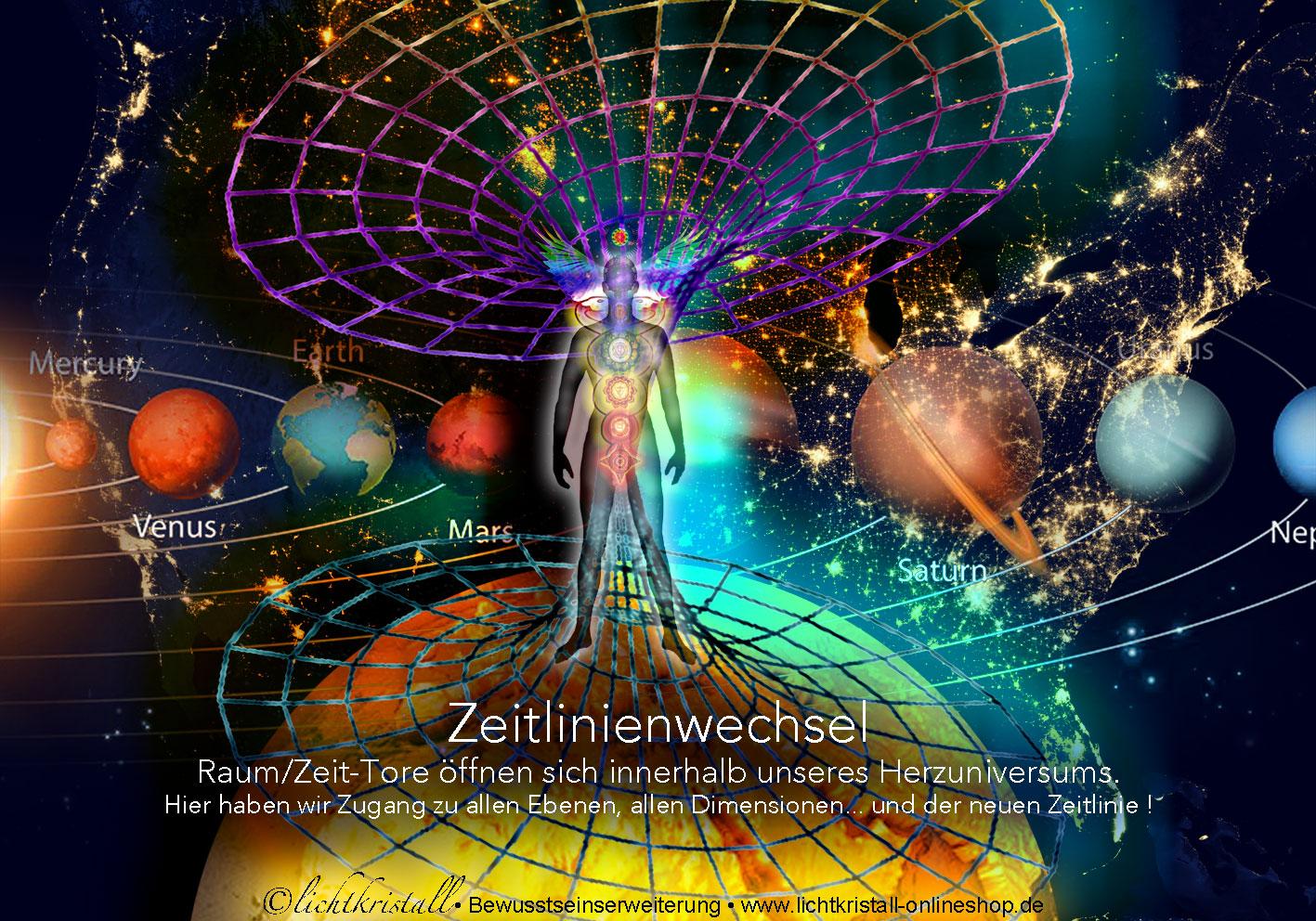 Interview zur Neuen Zeitlinie