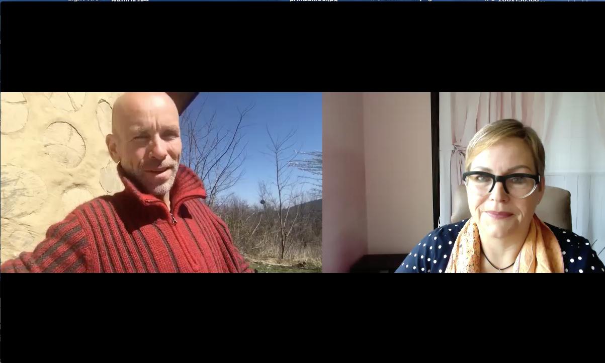 Im Gespräch mit Mitsch Kohn, Klangmystiker