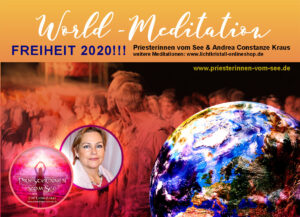 World-Meditation – Freiheit 2020