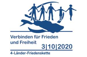 Friedenskette Bodensee