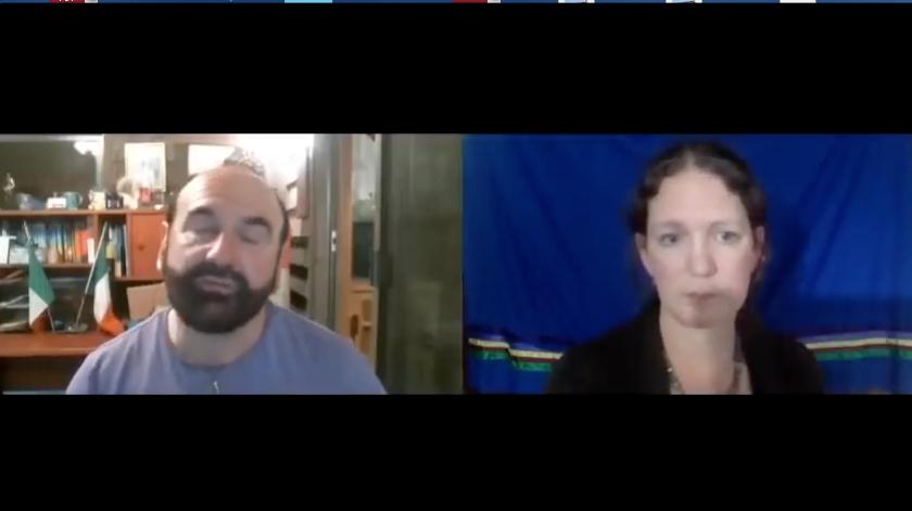 Super Interview mit Laura Eisenhower